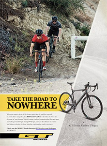 gt bicycles advert