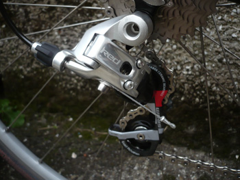 sram red rear mech