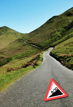 introduction to cycling climbs