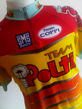 polti cycle jersey