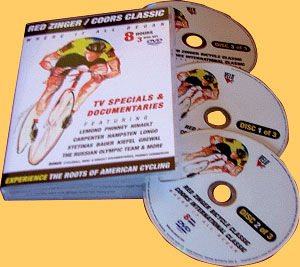 coors classic dvd