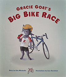 gracie goat's big bike race