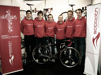 sabbath cycles team launch