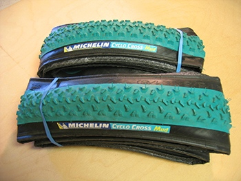 michelin green tubular tyres