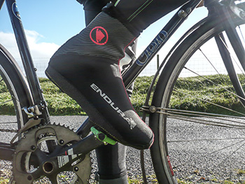 endura feeezing point overshoes