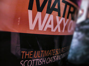 matrix waxy maize and scottish oats