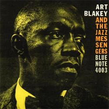art blakey's jazz messengers; moanin'
