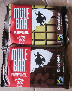 mule refuel protein bars