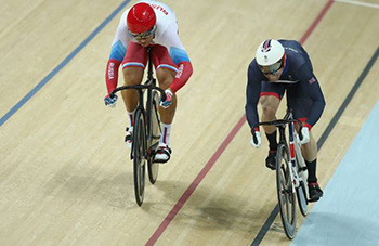olympic track cycling