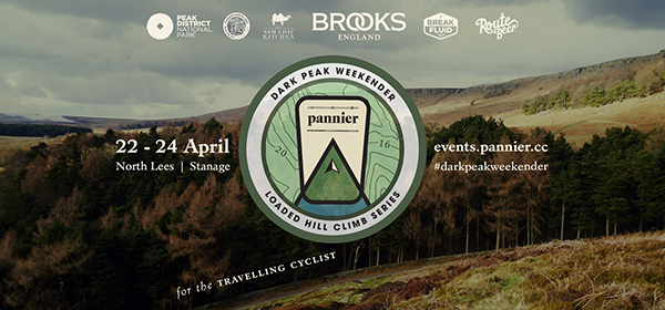 pannier dark peak weekend