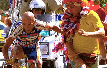 pantani: accidental death of a cyclist
