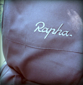 rapha workshop apron
