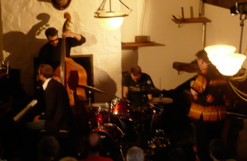 john burgess quartet