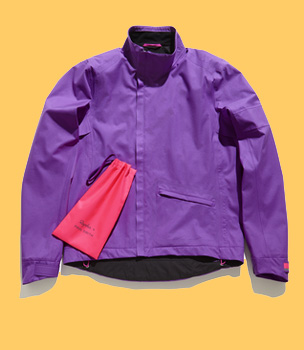 rapha/paul smith rainjacket