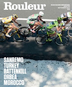 rouleur issue forty