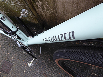 sequoia downtube