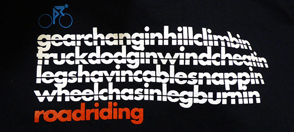 t-lab roadriding t-shirt