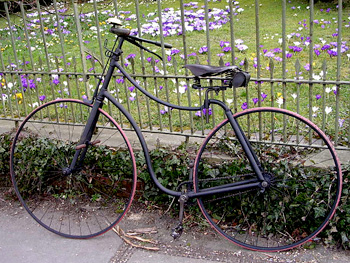 1889 rover safety bicycle