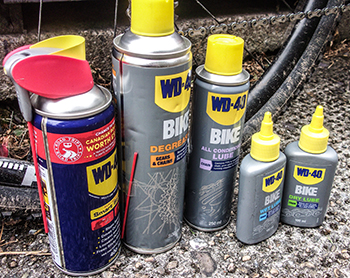 wd40 bicycle products