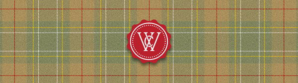weathered cyclist tartan