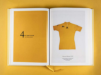 the yellow jersey - peter cossins